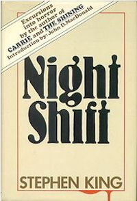 King's Night Shift 1st Edition Cover