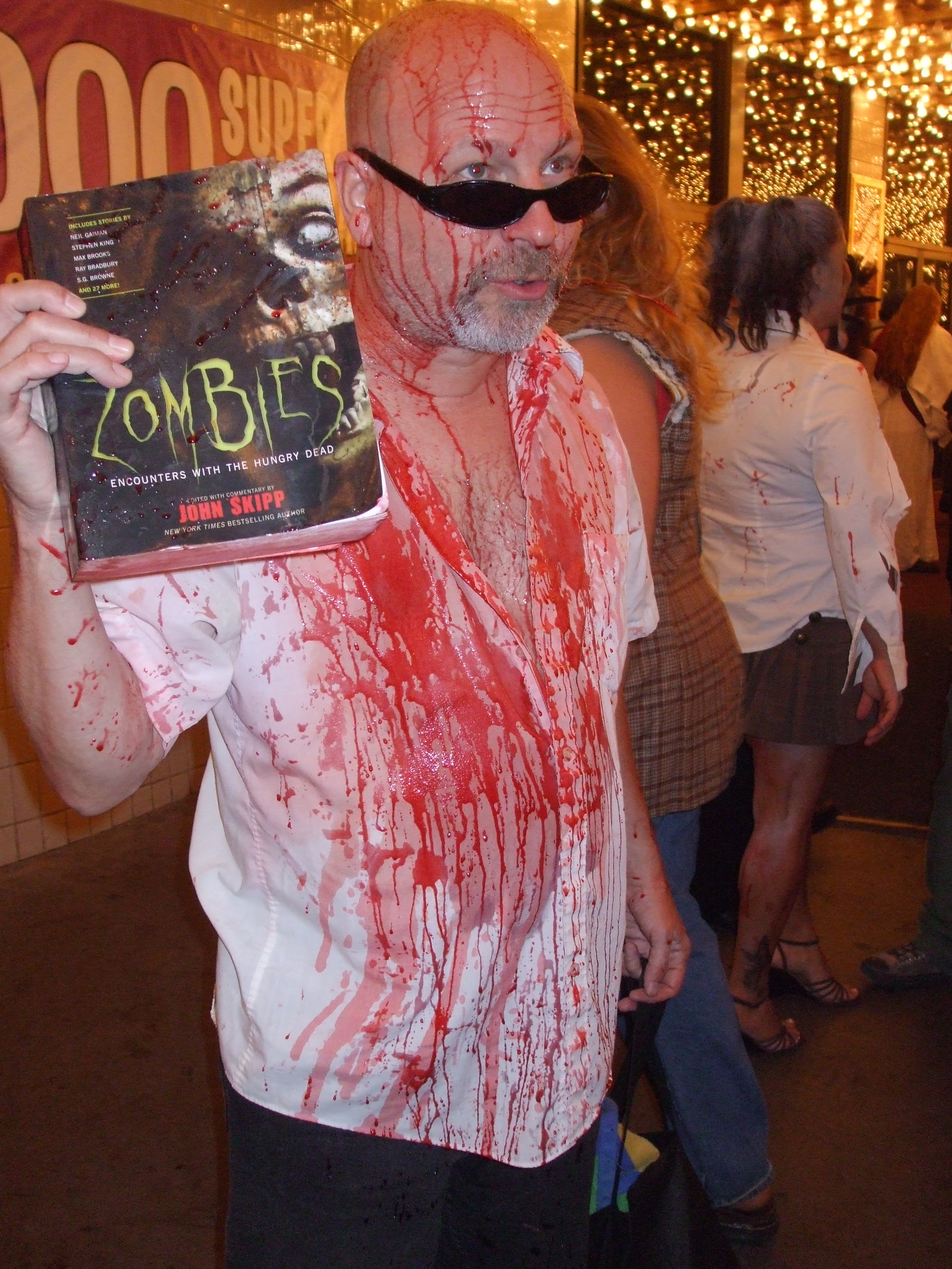 John Skipp and Zombies