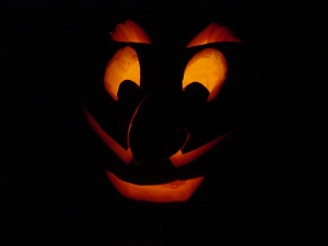 Captain Hook Jack O Lantern
