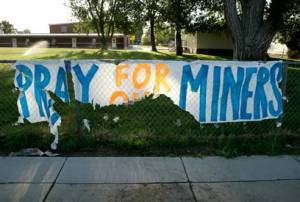 Pray For Our Miners