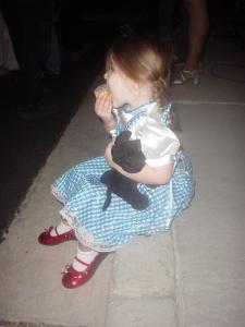 Tiny Daughter