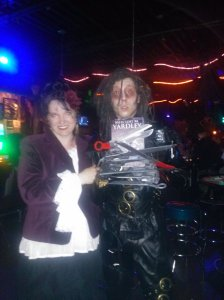 Edward Scissorhands says you should buy Beautiful Sorrows.