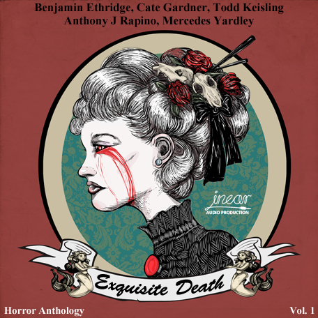 Exquisite Death Cover